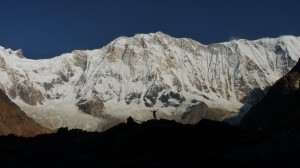 Latraceverte, Annapurna I, face Sud